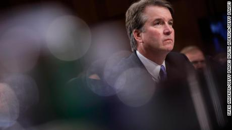 The GOP is right to be worried about Kavanaugh