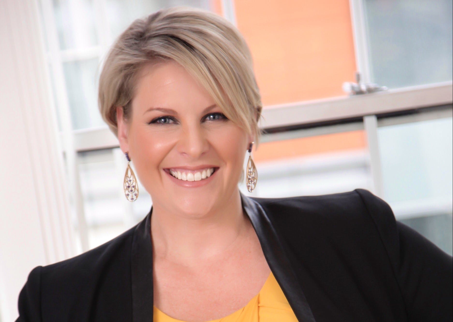 Kathryn Higgs, executive coach and lawyer gives advice for career clinic on find time job search